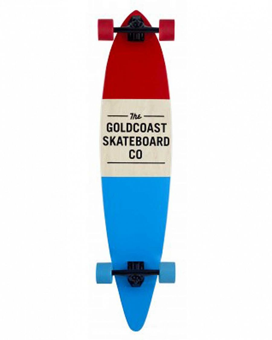 Лонгборд Gold Coast Longboards Standard Red отзывы