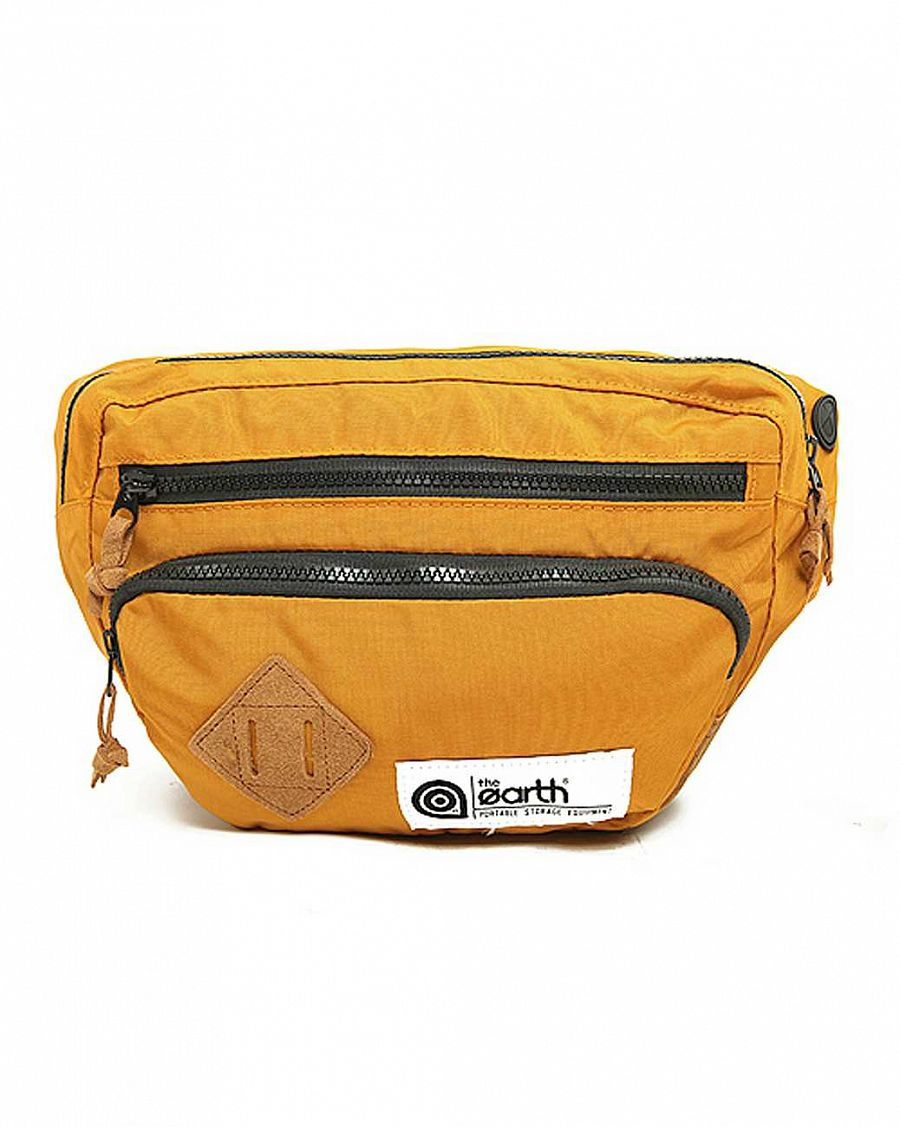 Поясная сумка The earth Company Outdoor 3L Waist Bag mustard отзывы