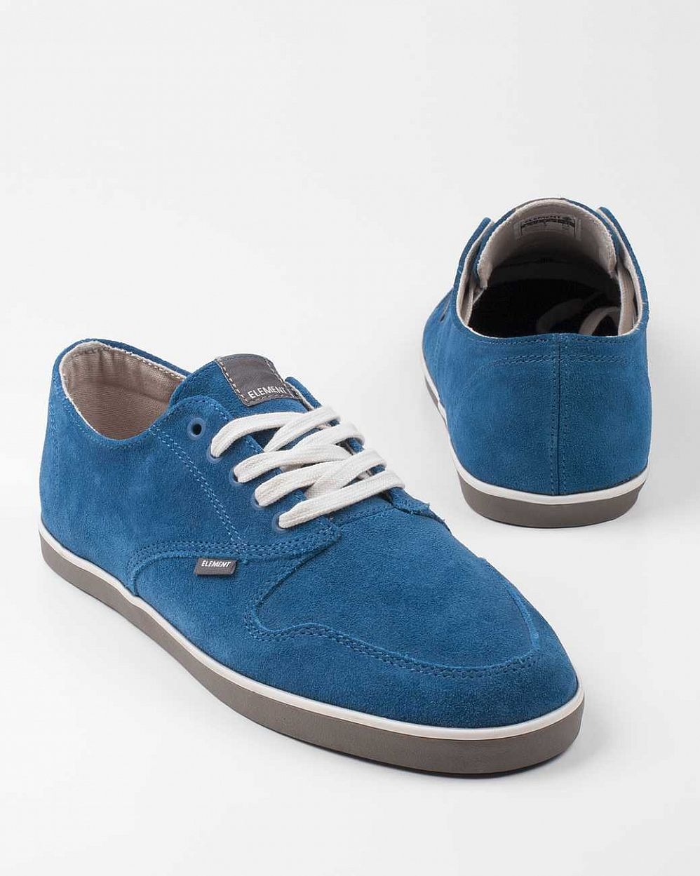 Кеды Element Topaz Suede Blue отзывы