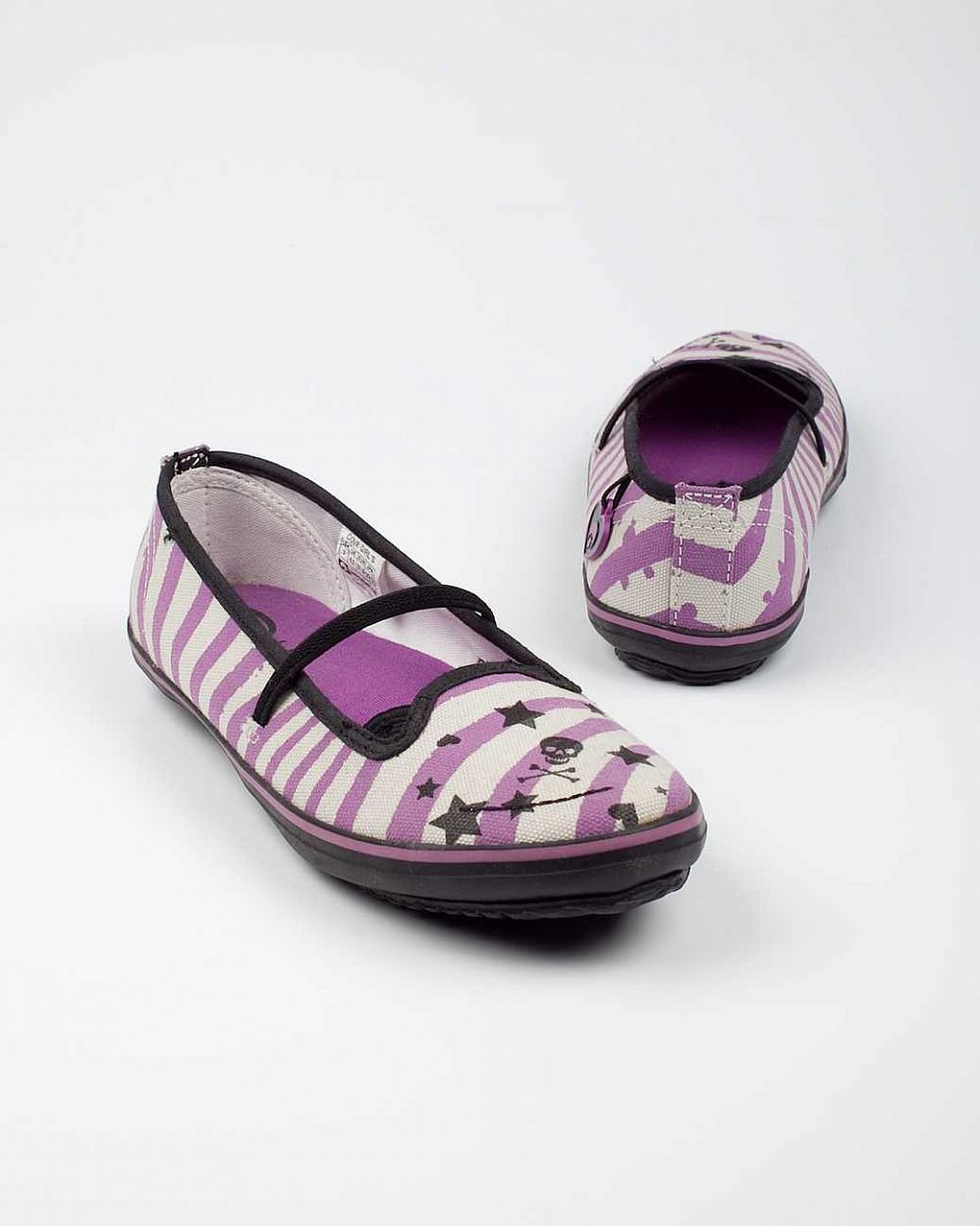 купить Слипоны Osiris Cove Girls W'S purple dazed freddi c в Москве