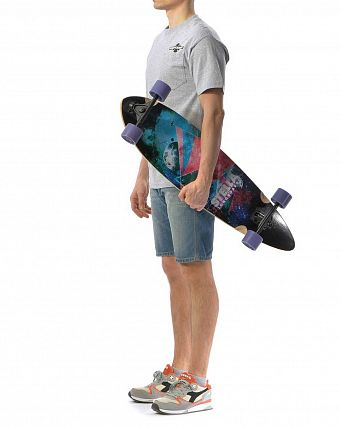 Лонгборд Stella Longboards BLUNT NOSE BIG SQUIRM
