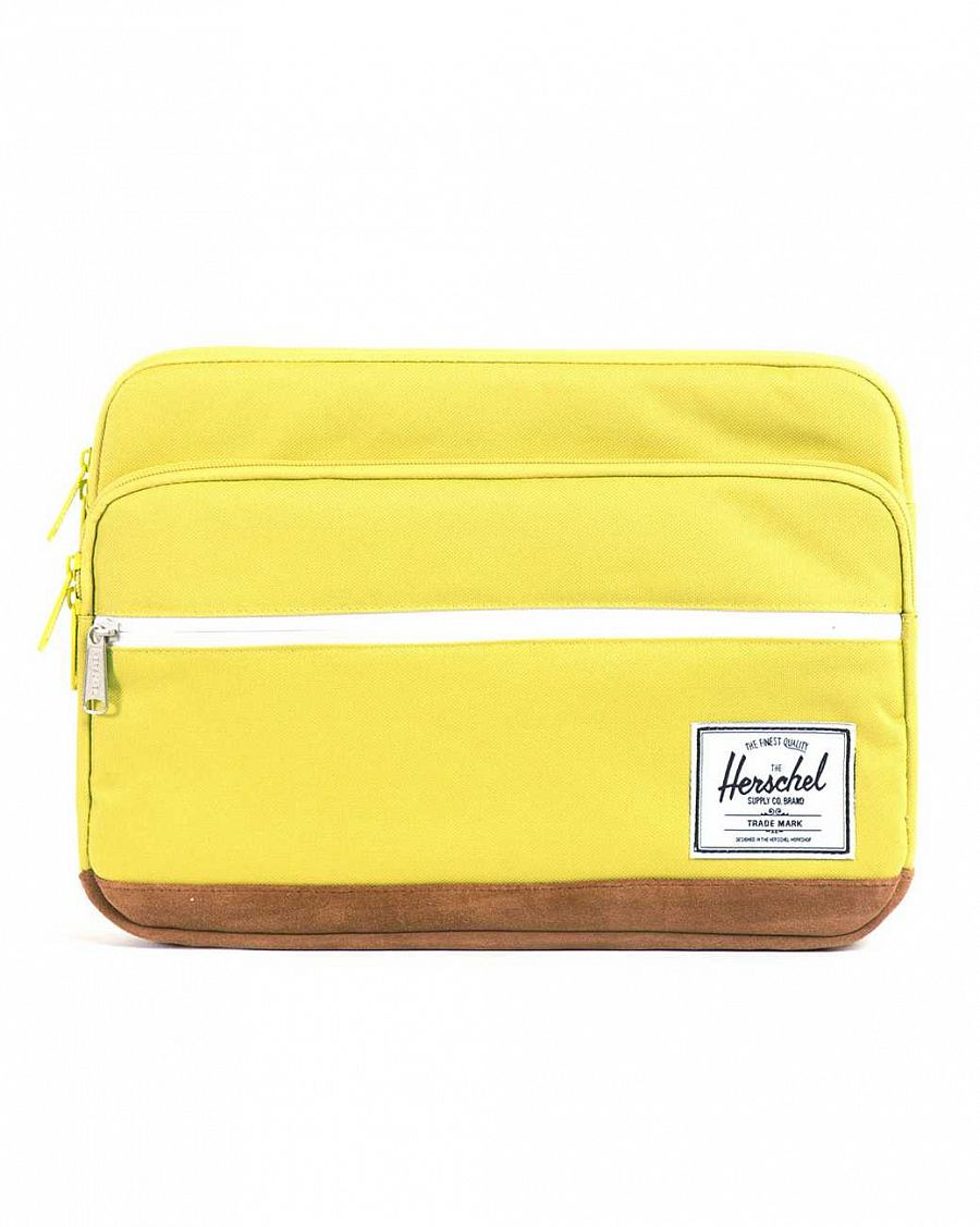 Чехол Herschel Pop Quiz Sleeve для 13'' Macbook Lime Punch (10058-13) отзывы