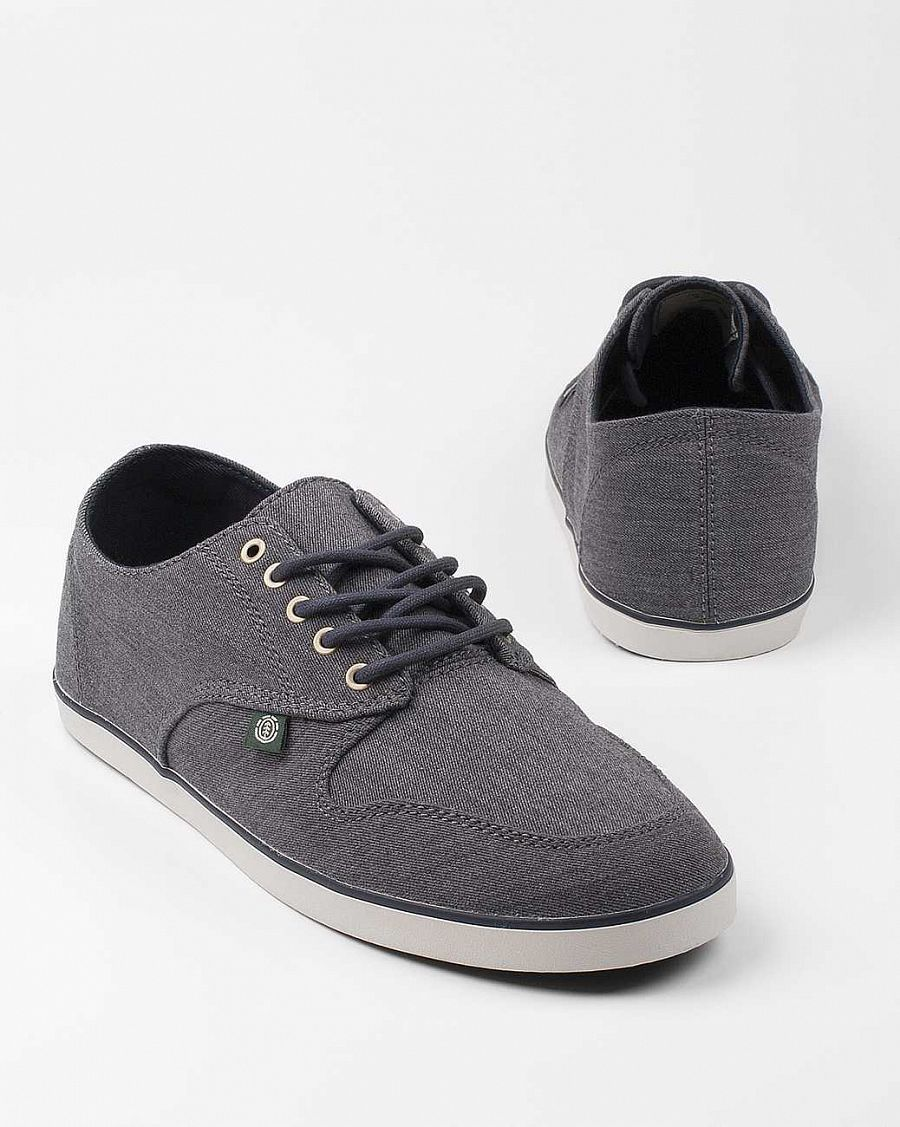 купить Кеды Element Bowery Charcoal Heather в Москве