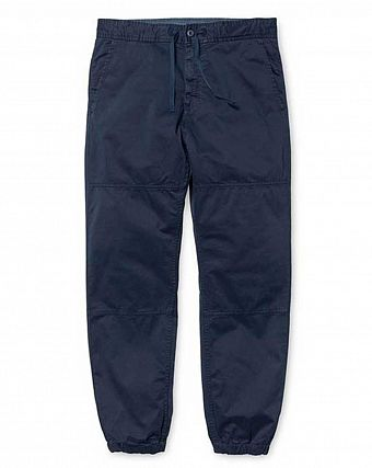 Джоггеры Carhartt WIP Marshall Jogger Cotton Navy