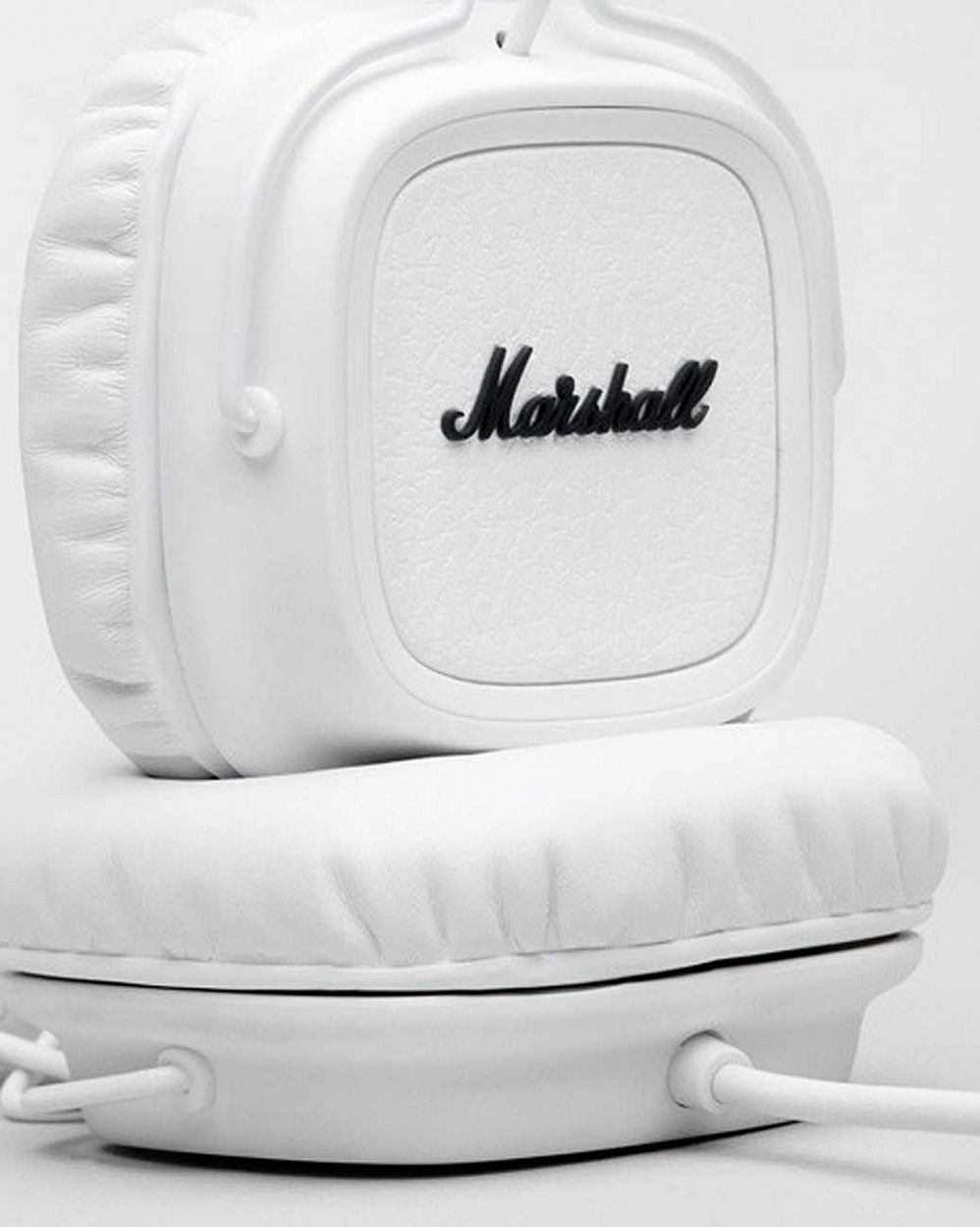 Наушники Marshall Headphones (major) White Foto отзывы