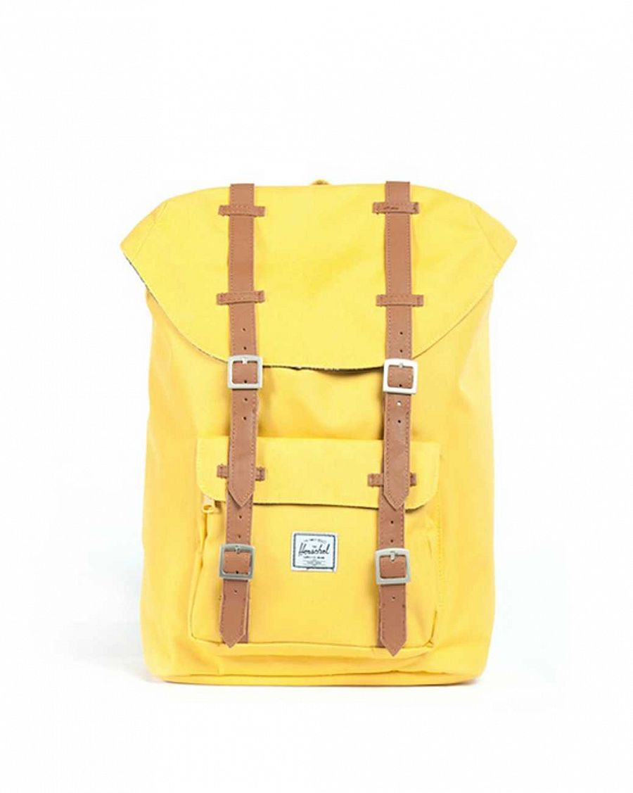 купить Рюкзак Herschel Little America Mid-Volume Beeswax в Москве