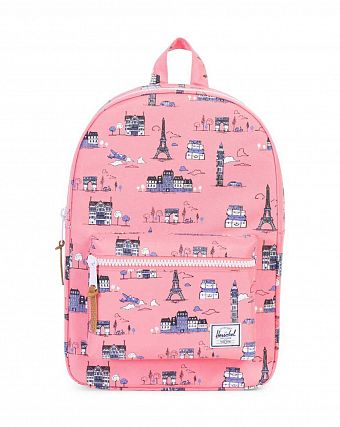 Рюкзак Herschel Settlements Youth Paris Pink