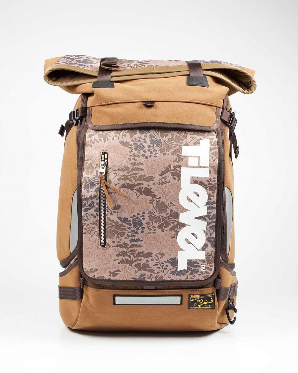 Рюкзак T Level Backpack Company Infinity Rolltop 43L Backpack Sabotage Camo отзывы