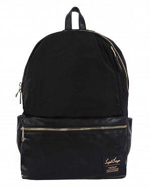 bf3bd4ba0925 купить. Добавить в избранное. Рюкзак Legato Largo Japan Med Nylon Leather  Black ...