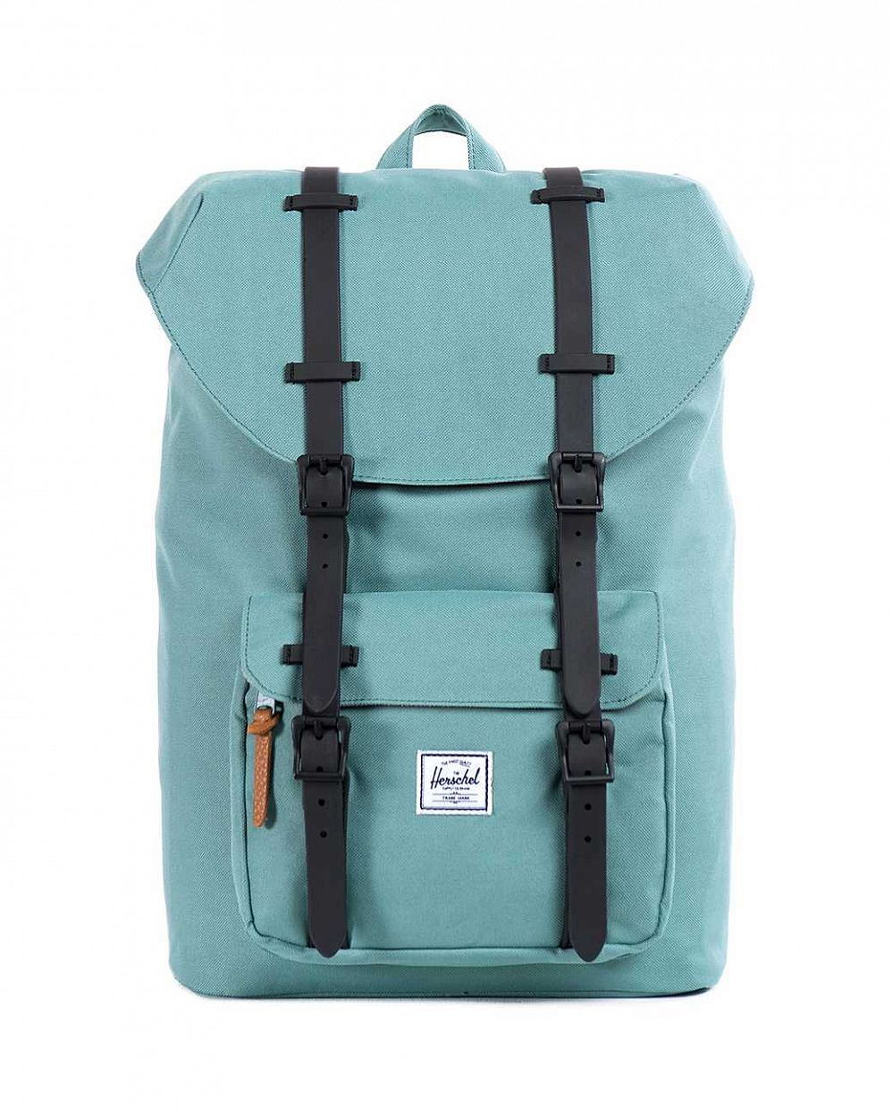 купить Рюкзак Herschel Little America Mid-Volume Seafoam Black Rubber в Москве