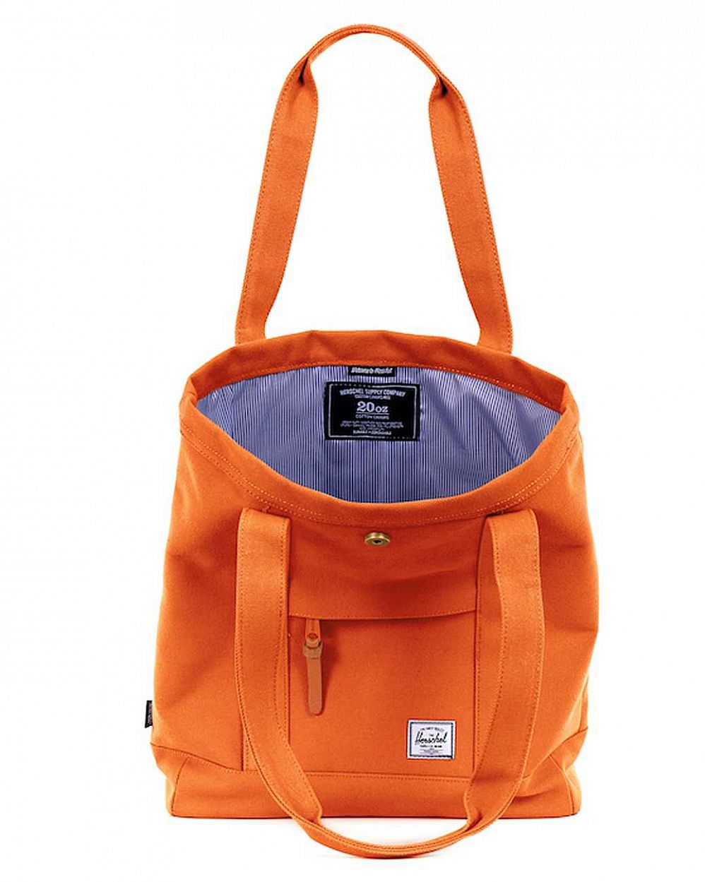 Сумка Herschel Market Canvas Burnt Orange купить в интернете