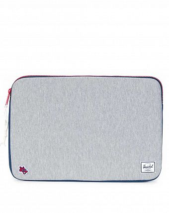 Чехол Herschel Anchor Sleeve для 15'' Macbook HoundsHome Navy Redy