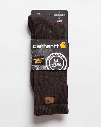 Носки Carhartt 739 Socks Brown