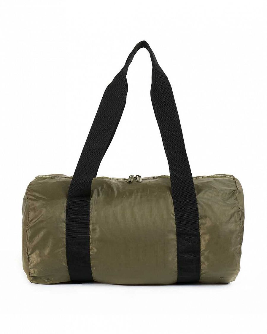 Сумка складная Herschel Packable Duffle Bag Army Black отзывы