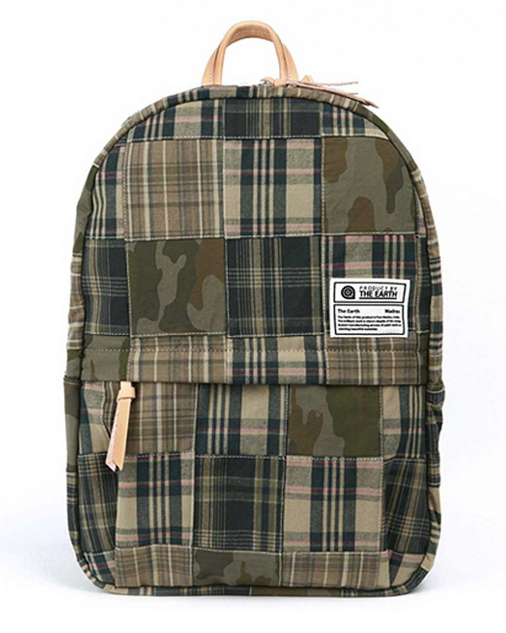 Рюкзак The earth Company Madras Patch Work Daypack camo mix отзывы