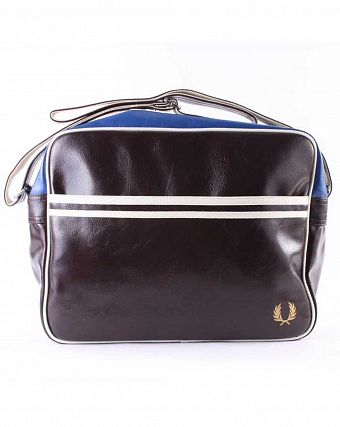 Сумка повседневная Fred Perry L5251 Classic Shoulder Bag Brown