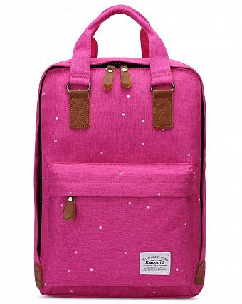 Рюкзак городской Kaukko Authentic Bags Co.Ltd K1007 Pink