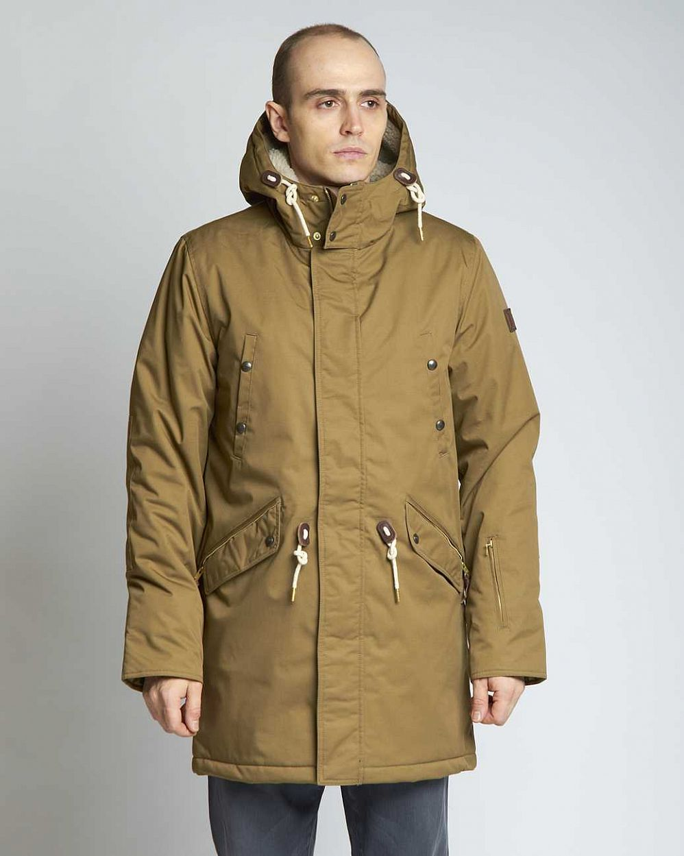 Куртка-Парка Loading Jacket Dark Beige отзывы