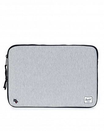 Чехол Herschel Anchor Sleeve для 15'' Macbook Hounds Away Black Grey