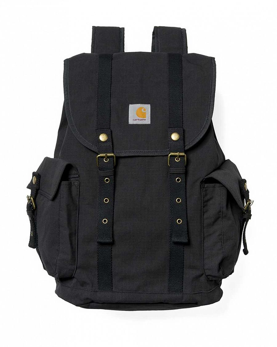 Рюкзак Carhartt Wip Tramp Backpack Dark Navy отзывы