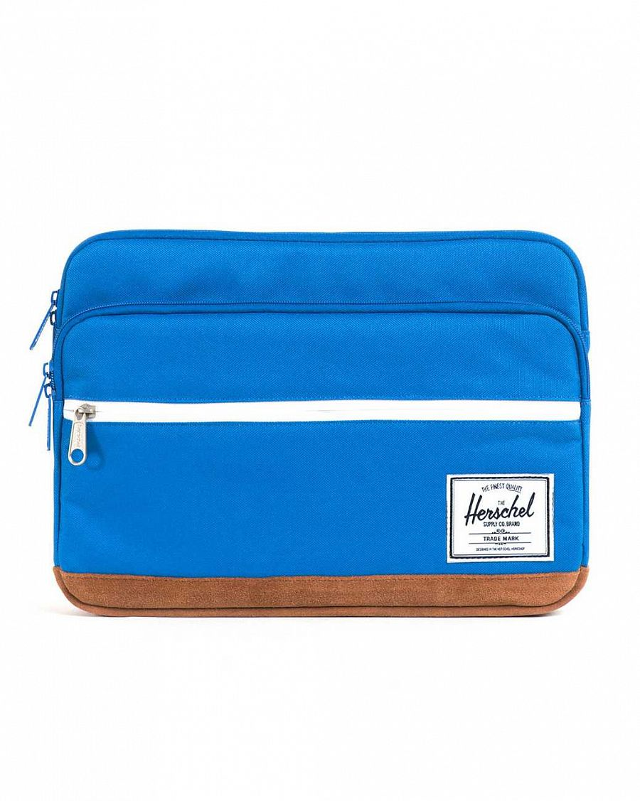 Чехол Herschel Pop Quiz Sleeve для 11'' Macbook Cobalt (10058-11) отзывы
