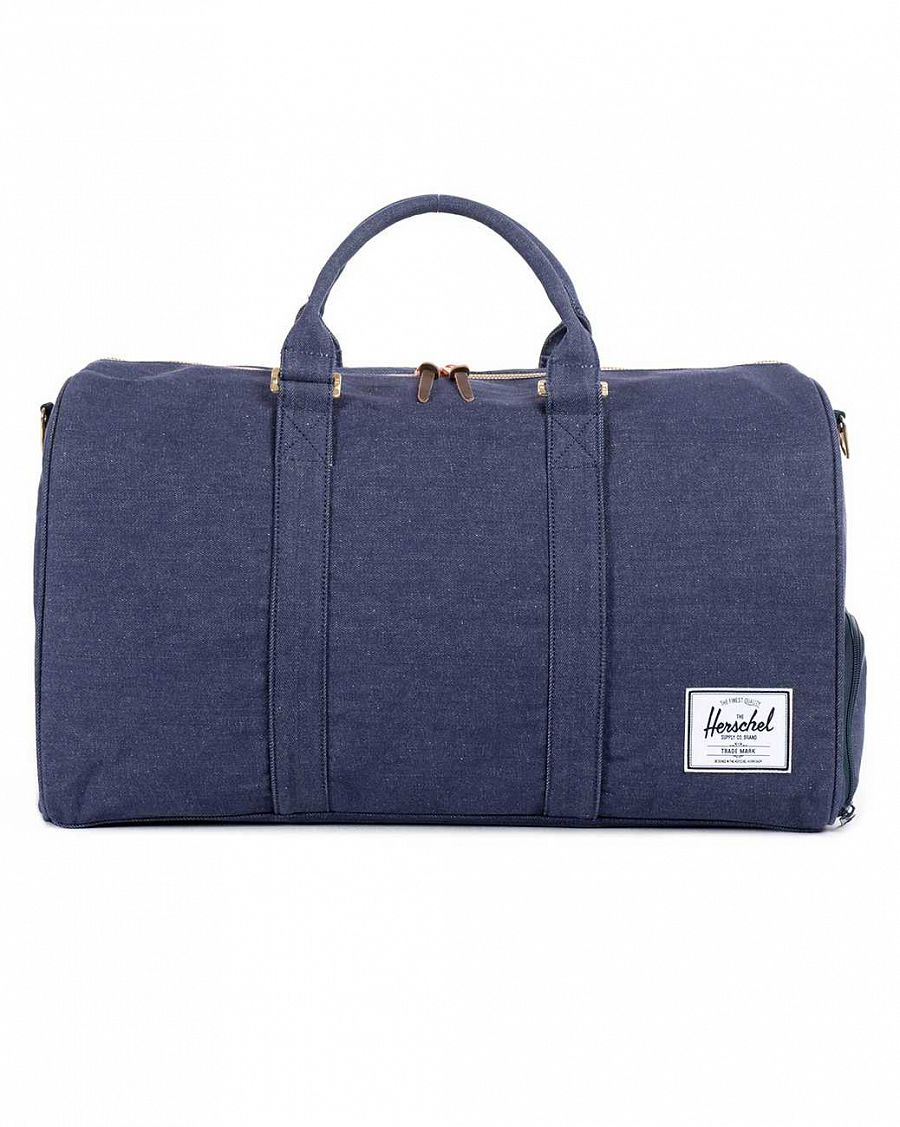 Сумка Herschel Novel Indigo Denim отзывы