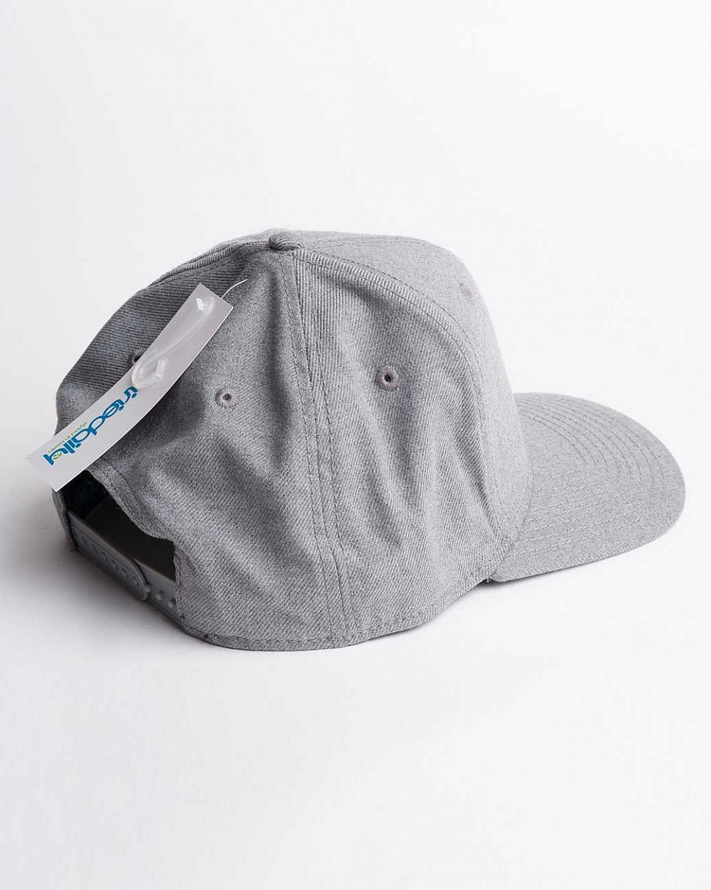 Бейсболка Iriedaily Patch Snap Cap Grey Mel цена в Москве