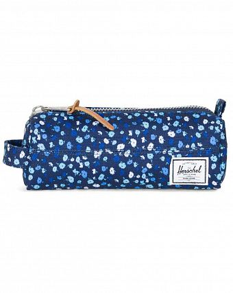 Пенал Herschel Settlement Case Peacoat Mini Floral