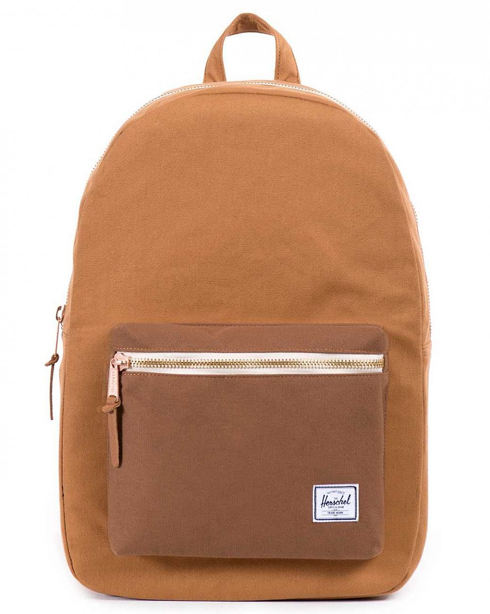 купить Рюкзак Herschel Settlement Caramel Coated Cotton Canvas в Москве