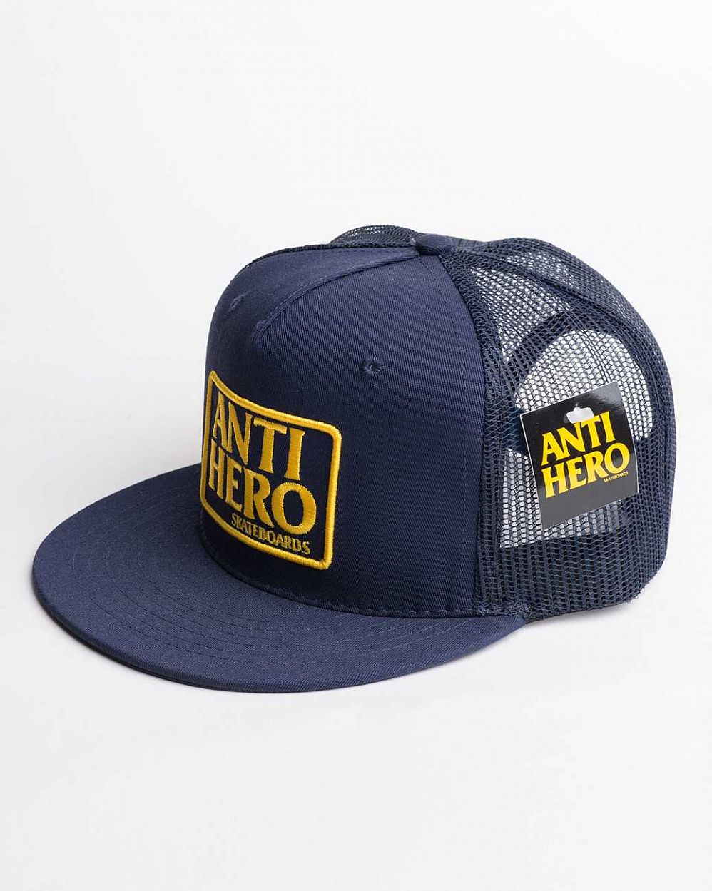 Бейсболка Anti Hero Reserve Trucker Navy Gold отзывы