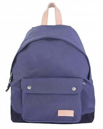 Рюкзак городской Eastpak Padded Pak'R Canvas Superb Marine