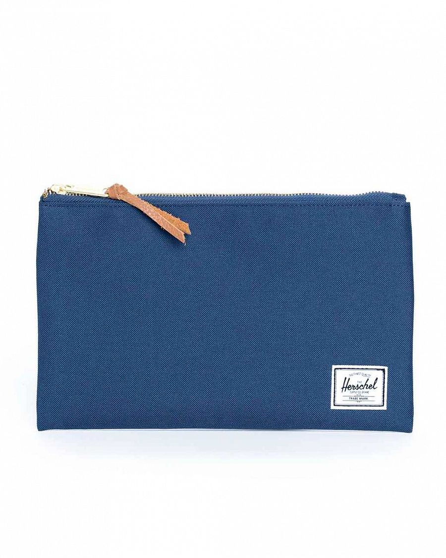 Клатч Herschel Network Medium Navy отзывы
