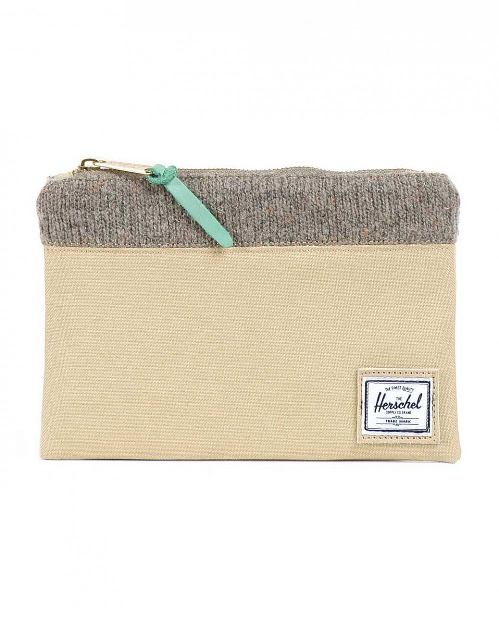 купить Папка Herchel Field Pouch Medium Khaki в Москве