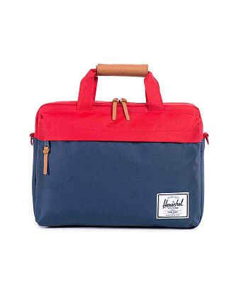 Сумка Herschel Clark Navy Red