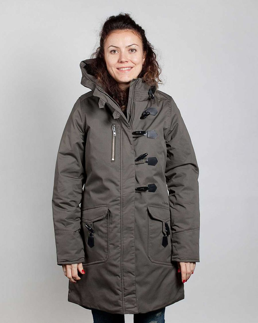 Куртка-Парка Elvine Wms Madison Dark Olive отзывы
