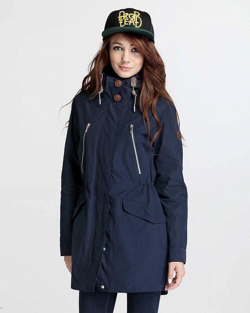 Куртка-Парка Loading Garments Supply Jacket w 143 navy отзывы