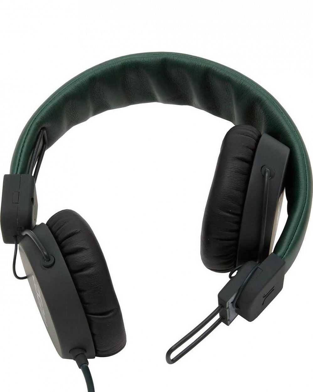 Наушники WeSC Piston street headphones, Kombu green цена в Москве