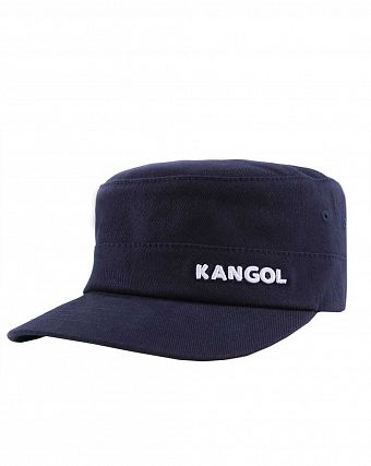 Кепка милитари Kangol 9720BC COTTON TWILL ARMY CAP NAVY