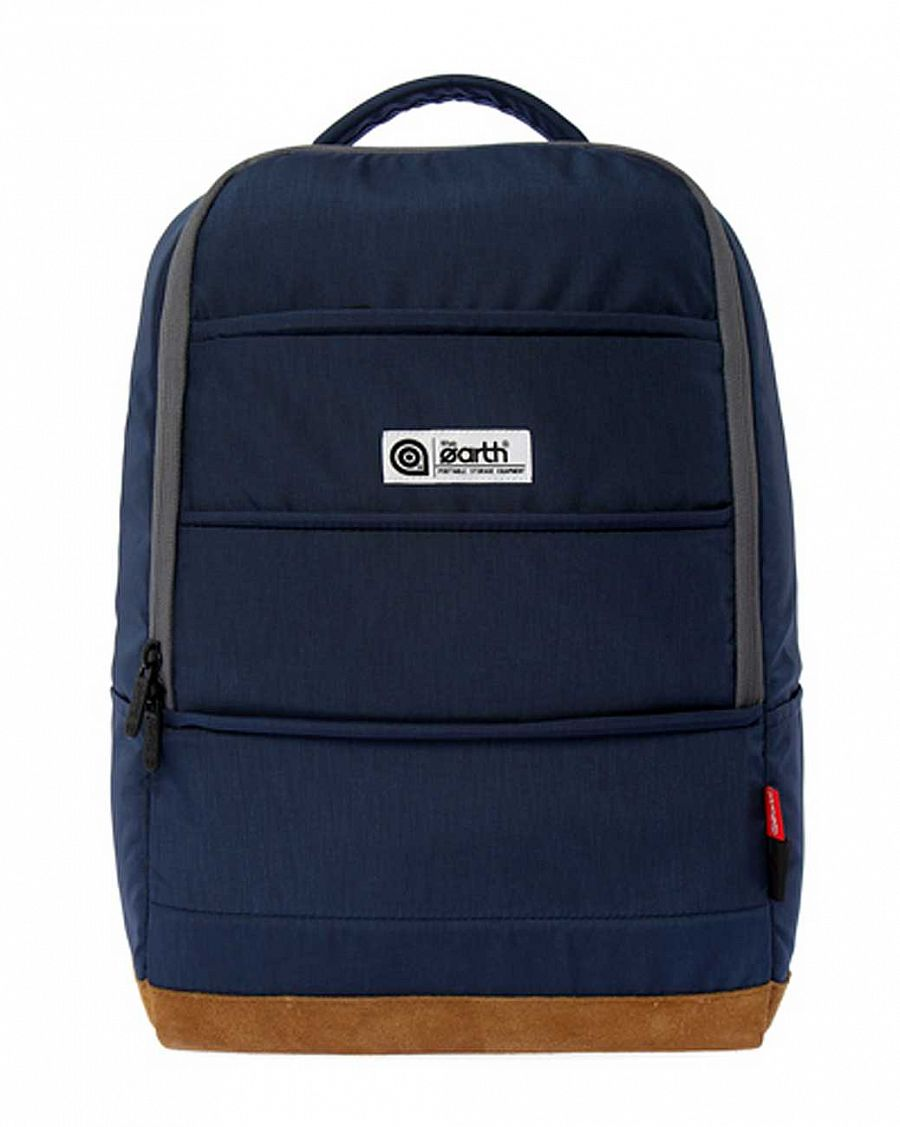 купить Рюкзак The earth Company Eddy Cordura Backpack navy в Москве