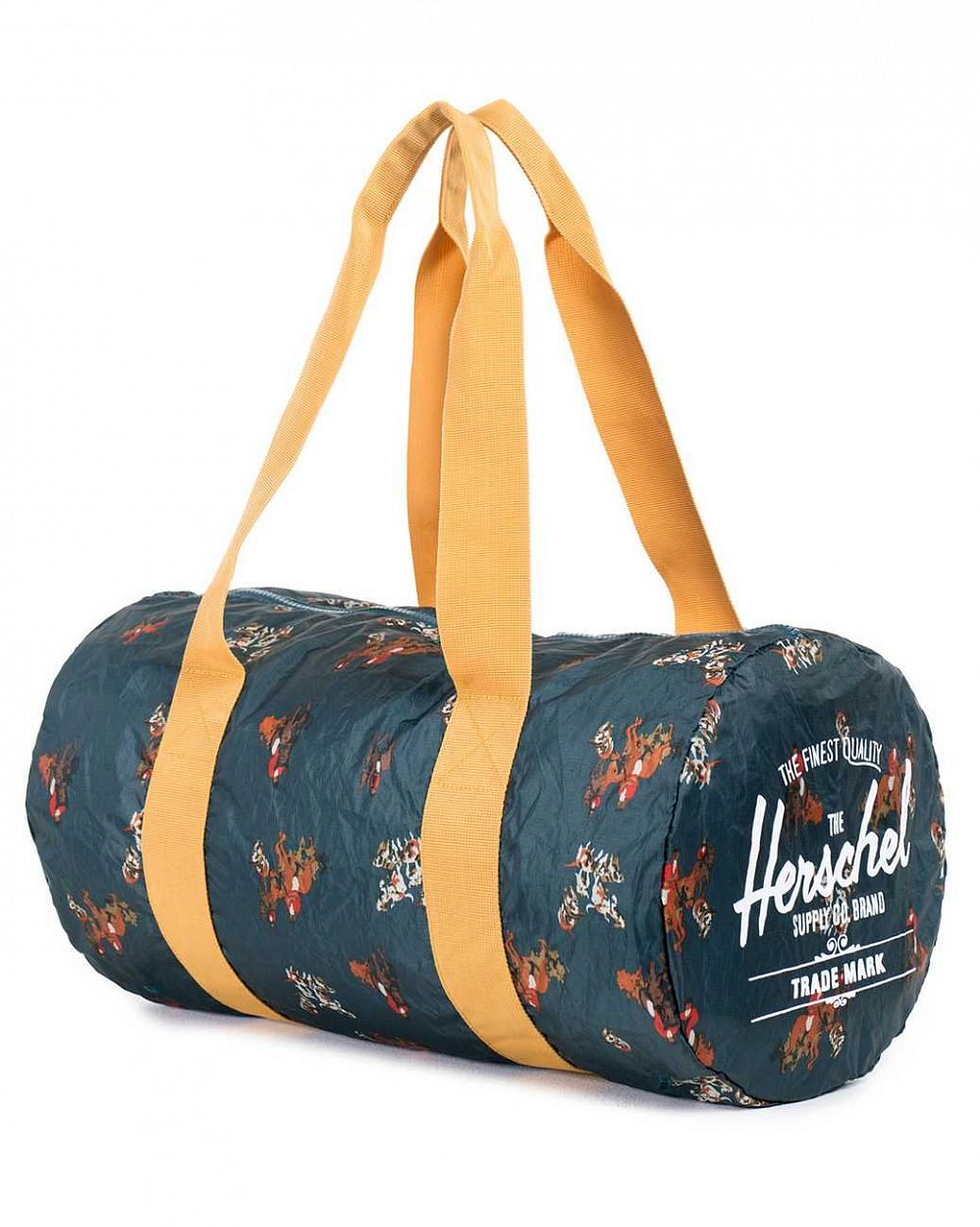 Сумка складная Herschel Packable Duffle Bag Hunt Copper цена в Москве