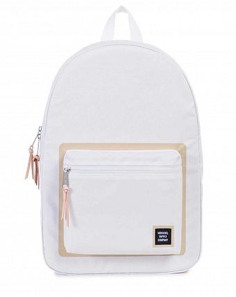 Рюкзак Herschel Settlement Studio White