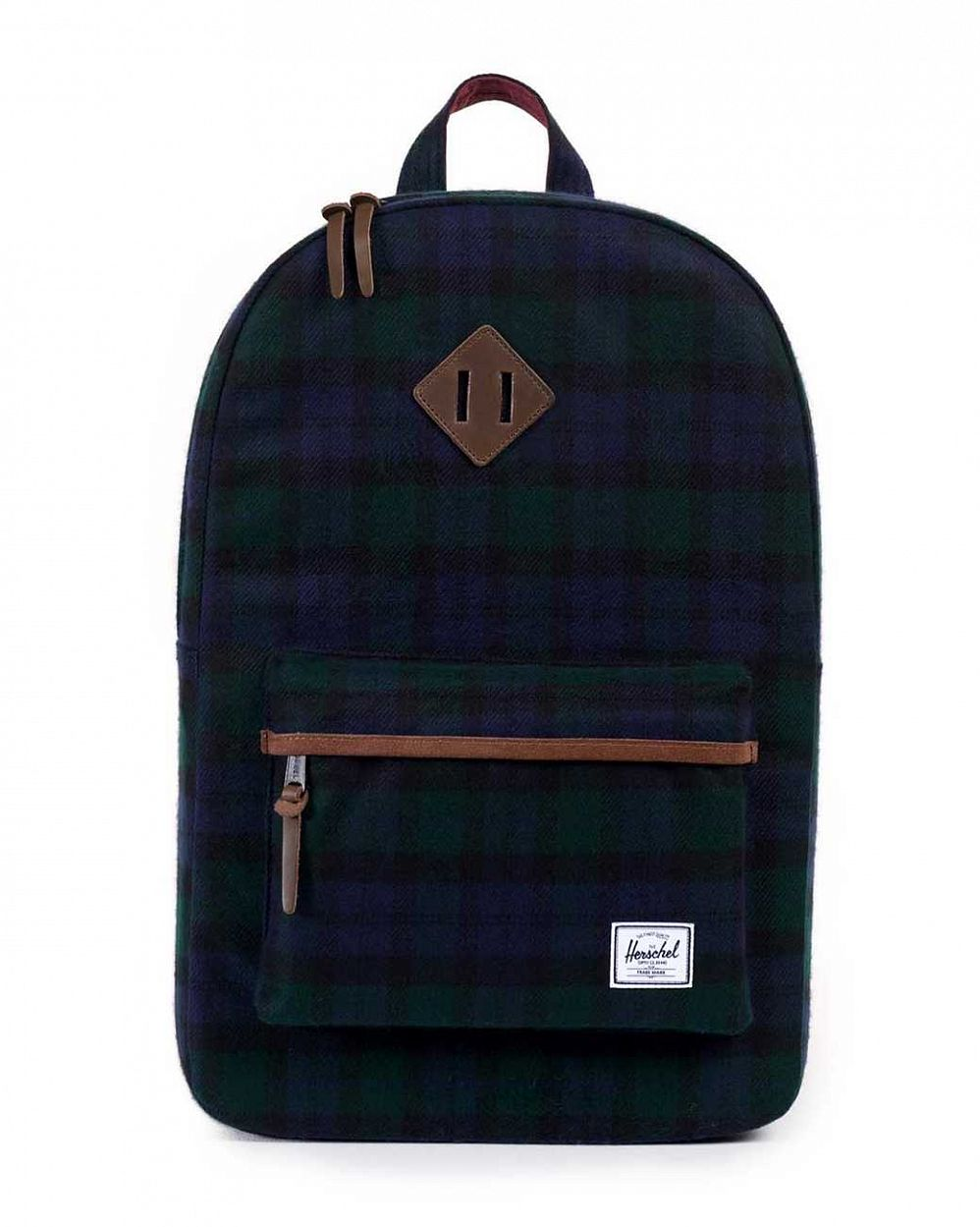 Рюкзак Herschel Heritage Select Black Watch Plaid отзывы