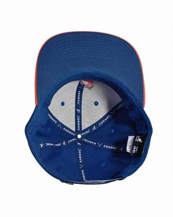Бейсболка Kangol Championship Links Adjustable Blue Orange