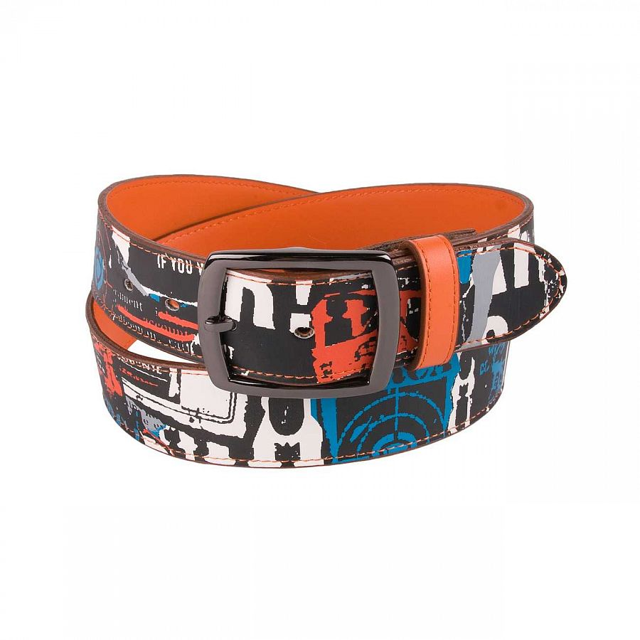 Ремень Circa Political PVC Belt Black отзывы
