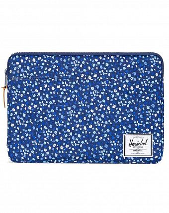 Чехол Herschel Anchor Sleeve для 15'' Macbook Mini Flower