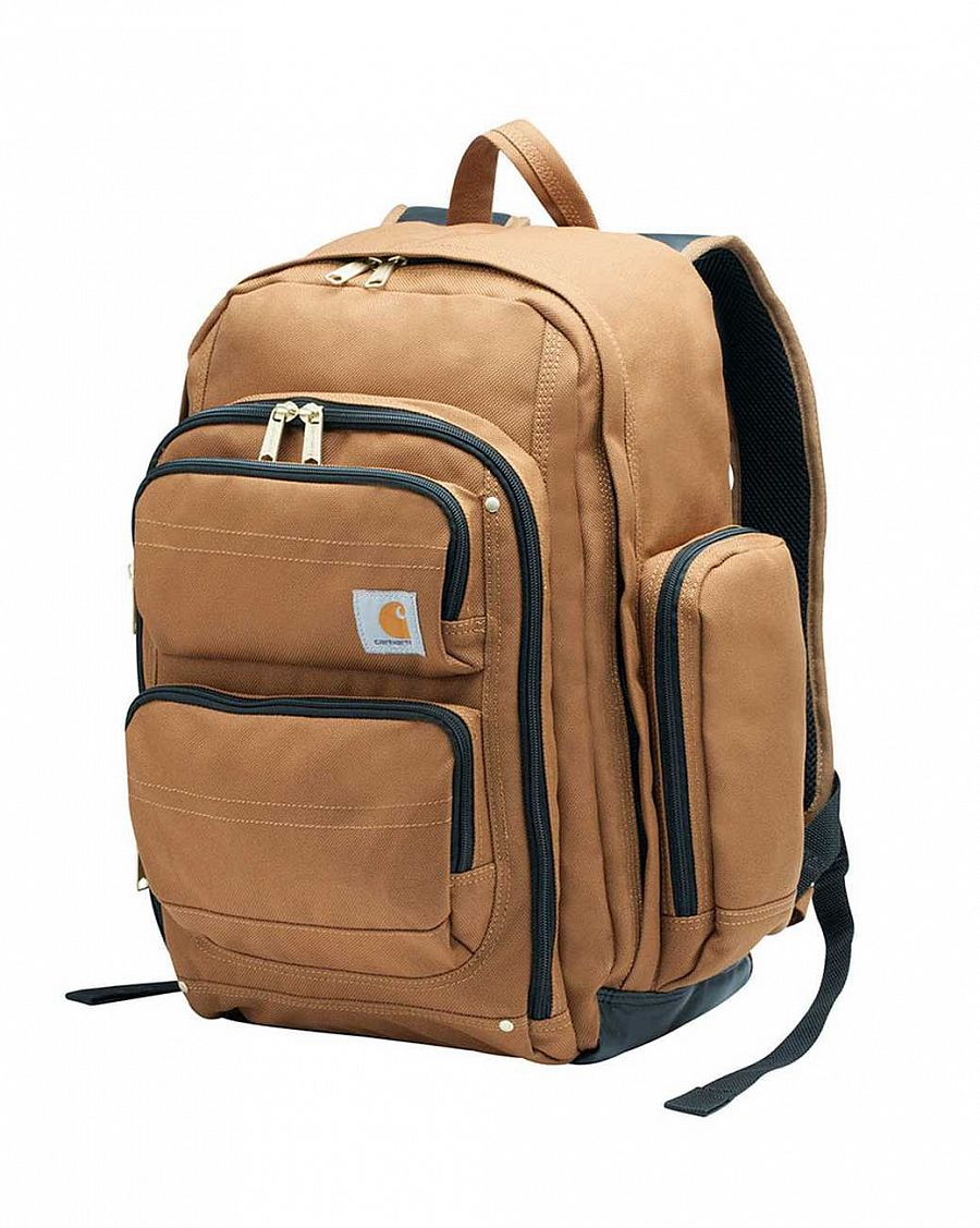 Рюкзак Carhartt USA Deluxe Daypack Backpack Brown отзывы