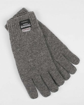 Перчатки Carhartt WIP Base Glove Dark Grey Heather