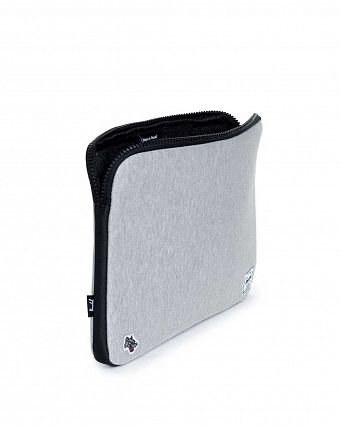 Чехол водоотталкивающий Herschel Anchor Sleeve для 13'' Macbook Hounds Away Black Grey