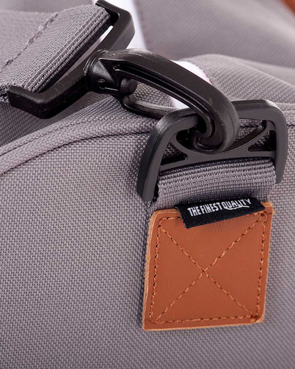 Сумка спортивная Herschel Ravine Grey Tan отзывы