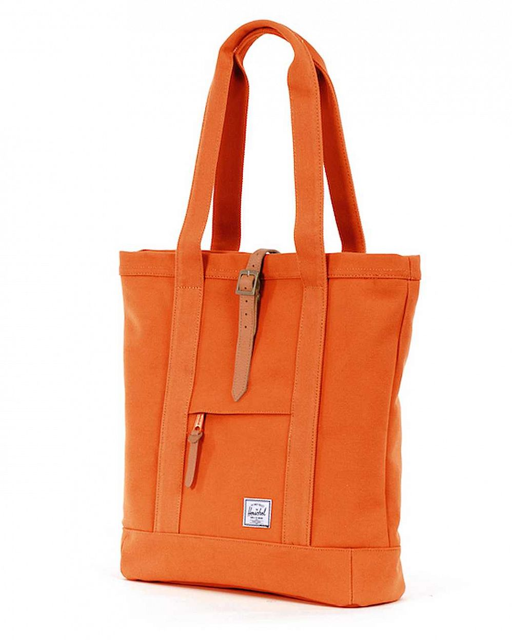 Сумка Herschel Market Canvas Burnt Orange интернет-магазин в Москве